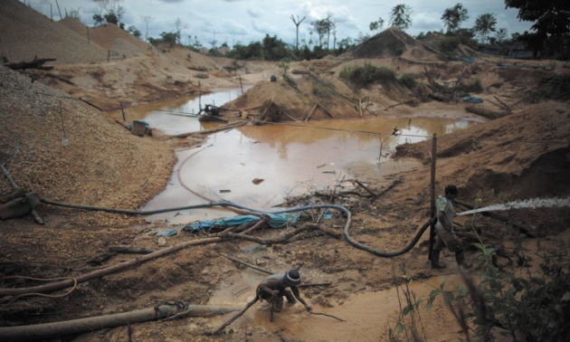 gold mining and the environment Those areas has been removed since small scale gold miners do not have  resources to properly manage the environment they have ignored that activity on  the.