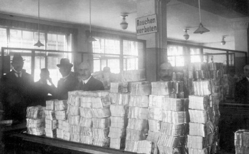Column: Hyperinflatie?