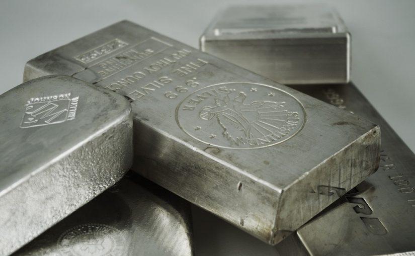 Confiscatie van zilver?